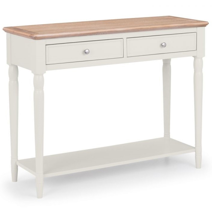 Provence 2 Drawer Console Table